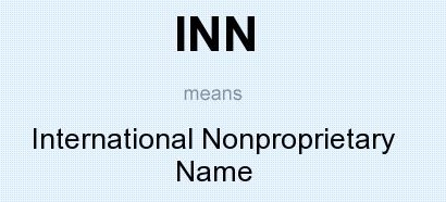 What Is International Nonproprietary Name (INN)?