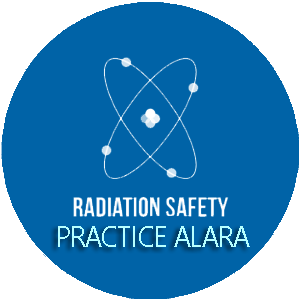 Following ALARA principle in radiology and nuclear medicine when using radiopharmaceuticals for diagnostic and treatment purpose of oncology disease