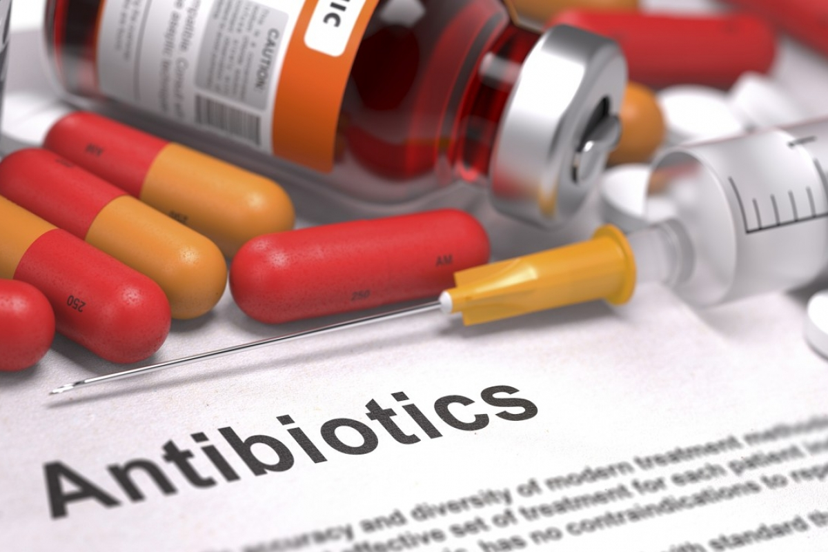 Antibiotic  - what is it?