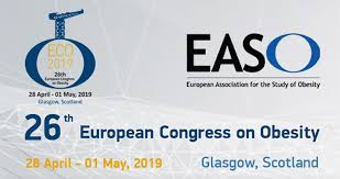 Eurpean Congress on Obesity - Crowne Plaza Glasgow, Scotland, UK