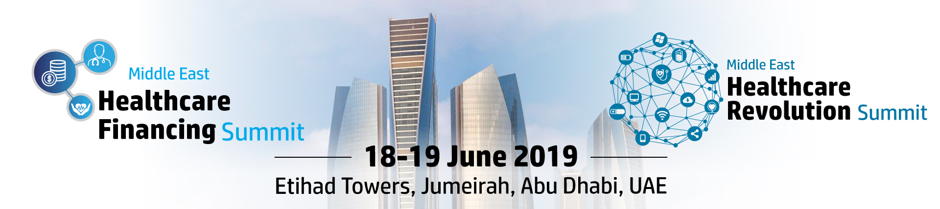 Middle East Healthcare Financing Summit - Etihad Towers, Jumeriah, Abu Dhabi, United Arab Emirates