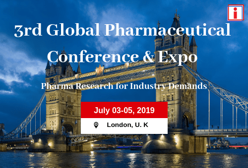 3rd Global Pharmaceutical Expo and Conference - London,  PO Box , London, UK