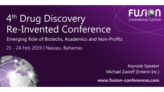 4th Drug Discovery Re-Invented Conference - Melia Nassau Beach All Inclusive Nassau, Bahamas