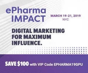 ePharma Impact 2019 - NY Hilton, New York, NY