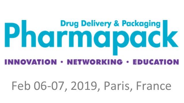 Pharma's dedicated packaging & drug delivery event - Paris Expo, Porte de Versailles - Hall 7.2 | Paris, France