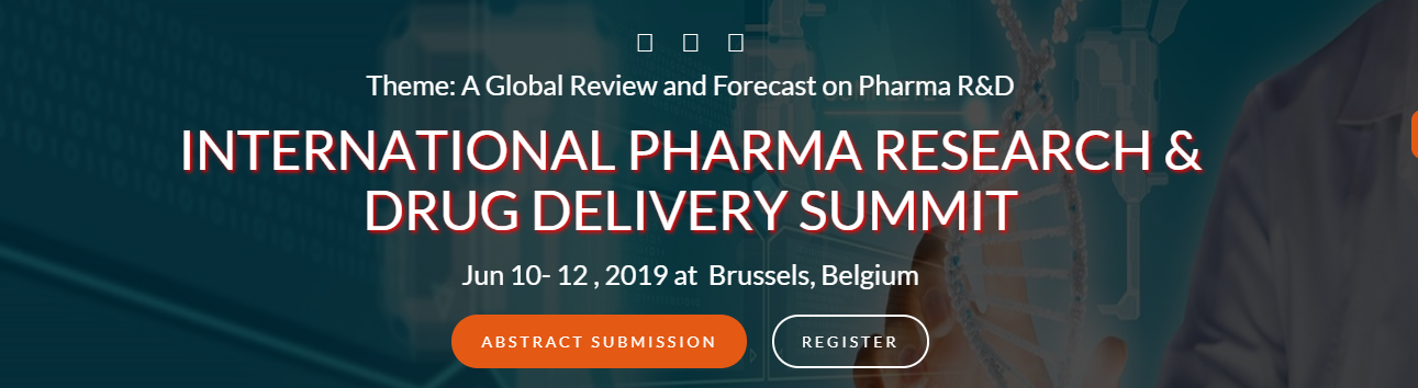 Innovations in Pharma Research and Development Summit 2019 - Bedford Hotel & Congress Centre, 135-137 Rue du Midi B-1000 Brussels, Belgium