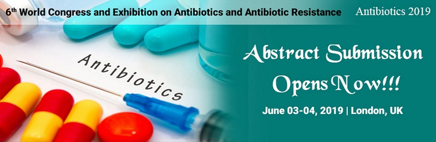 6th World Congress and Exhibition on  Antibiotics and Antibiotic Resistance - Park Inn by Radisson Hotel & Conference Centre London Heathrow United Kingdom