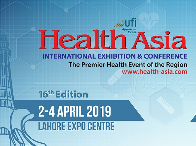 Health Asia International Exhibition & Conferences - Expo Center Lahore, Pakistan
