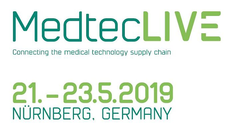 MedtecLIVE - Messezentrum 90471, Nürnberg, Germany