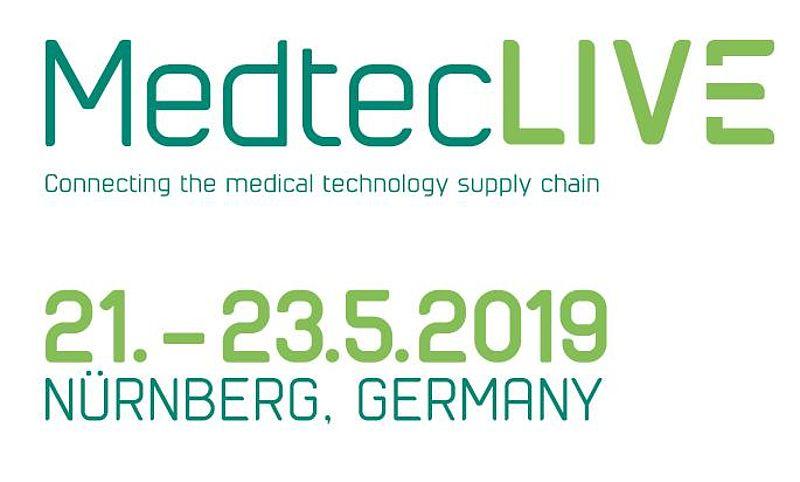 MedtecLIVE - Messezentrum 90471, Nürnberg, Germany