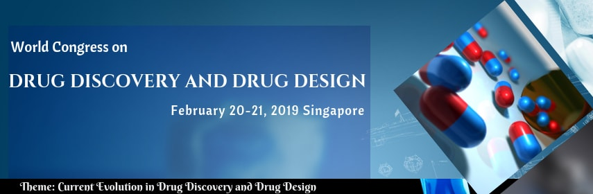 World Congress on  Drug Discovery and Drug Design - Singapore