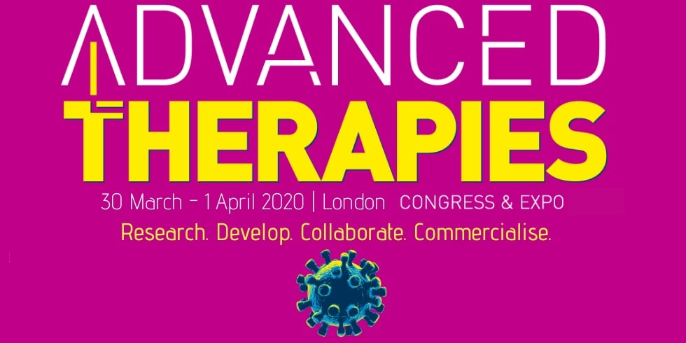 Advanced Therapies 2020 - Business Design Centre London