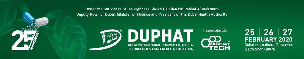 DUPHAT 2020 - Dubai International Convention and Exhibition Centre