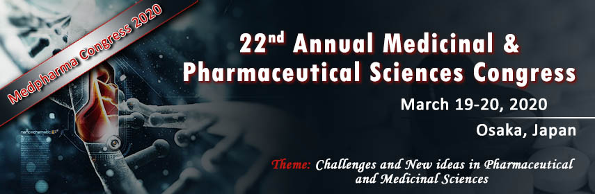 22nd Annual Medicinal & Pharmaceutical Sciences Congress - Osaka, Japan