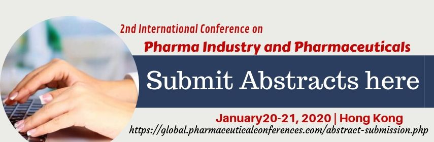 International Conference on Pharma Industry and Pharmaceuticals - Hong Kong