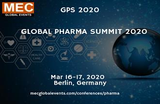 Global Pharma Summit 2020 - Berlin, Germany