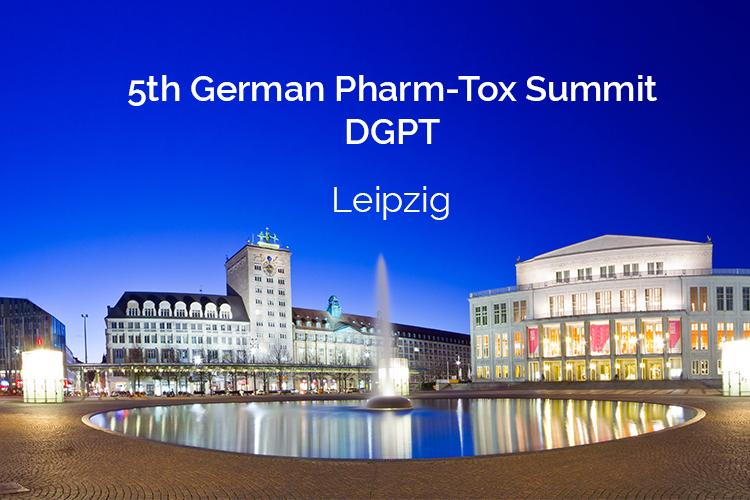 5th German Pharm-Tox Summit - Leipzig University Campus Augustusplatz Augustusplatz 10 04109 Leipzig