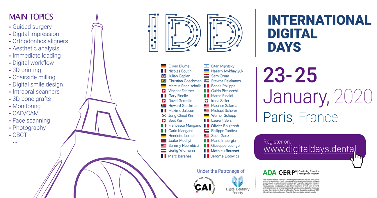 International Digital Days - Palais des congrès de Paris