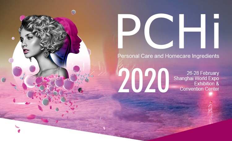 Personal Care and Homecare Ingredients Exhibition - Shanghai World Expo Exhibition & Convention Center   No. 1099, Guozhan Road, Pudong New District, Shanghai, China