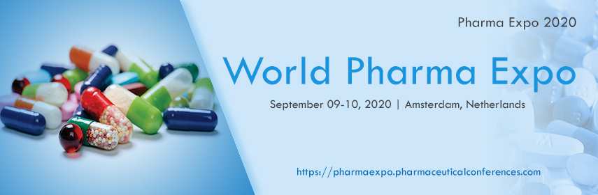 World Pharma Expo - Amsterdam, Netherlands