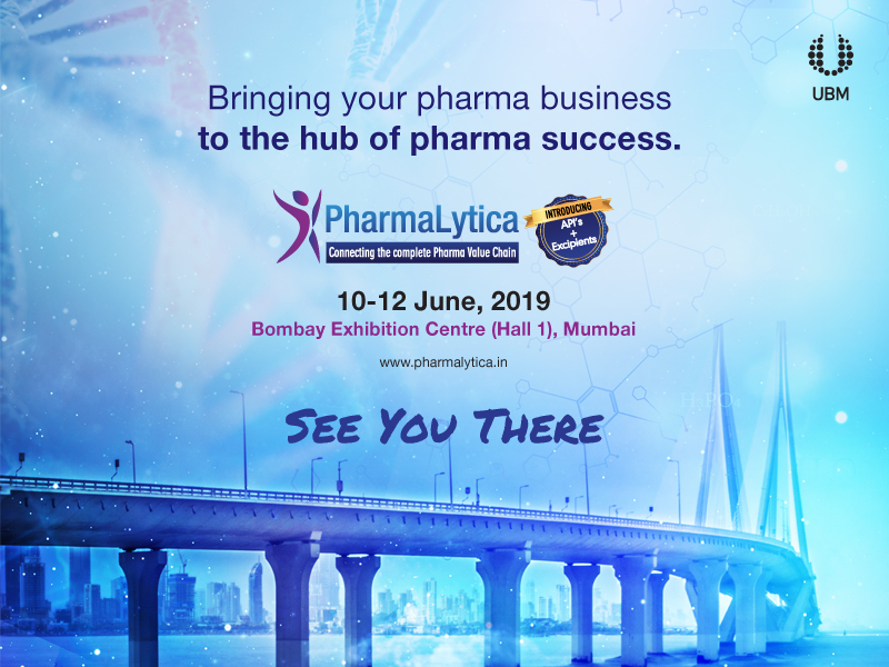 PharmaLytica - Bombay Exhibition Centre, Mumbai, India